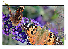 Colorful Cousins Carry-all Pouch by Deena Stoddard