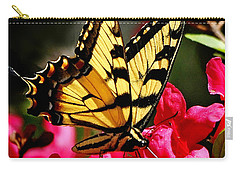 Colorful Flying Garden Carry-all Pouch