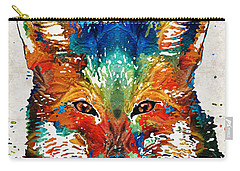 Foxy Carry-All Pouches