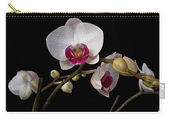 Colorful Moth Orchid Carry-all Pouch