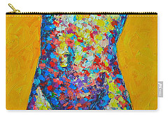 Colorful Nude  Carry-all Pouch