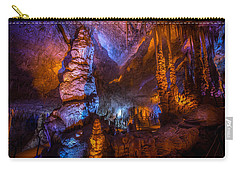 Colorful Stalactite Cave Carry-all Pouch