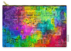Colorful Symphony Carry-all Pouch