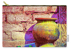 Colors And The Sun Carry-all Pouch