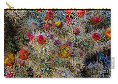 Colors Carry-all Pouch by Angela J Wright
