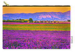 Colors Of Provence Carry-all Pouch