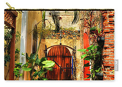Colors Of Saint Thomas 1 Carry-all Pouch