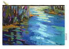 Colors Of Summer 9 Carry-all Pouch