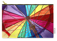 Colors Of Summer Carry-all Pouch by Lynn Sprowl