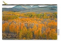 Colors Of The Season Carry-all Pouch by Jonathan Nguyen
