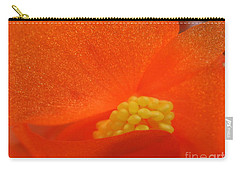 Carry-all Pouch featuring the photograph Colors Of The Sun by Patti Whitten