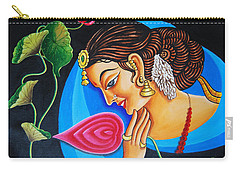 Colour And Creativity Carry-all Pouch