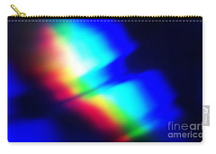 Coloured Light Carry-all Pouch by Martin Howard