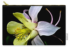 Columbine Carry-all Pouch by Jane McIlroy