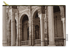 Columns And Arches Carry-all Pouch