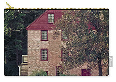 Colvin Run Mill Carry-all Pouch by Greg Reed