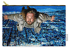 Carry-all Pouch featuring the painting Come Fly With Me by Tom Roderick