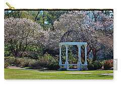 Come Into The Garden Carry-all Pouch by Cynthia Guinn