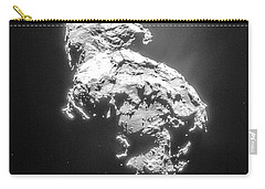 Carry-all Pouch featuring the photograph Comet 67pchuryumov-gerasimenko by Science Source