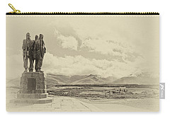 Commando Memorial 3 Carry-all Pouch
