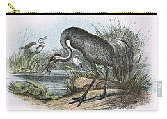 Common Crane Carry-all Pouch