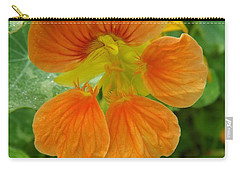 Common Nasturtium Carry-all Pouch