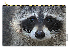 Common Raccoon Carry-all Pouch