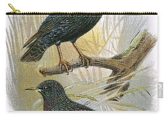Common Starling Top And Intermediate Starling Bottom Carry-all Pouch