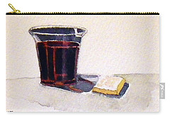 Communion Carry-all Pouch by Katherine Miller