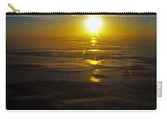 Conanicut Island And Narragansett Bay Sunrise II Carry-all Pouch