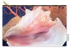 Conch Still Life Carry-all Pouch