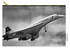 Concorde Supersonic Transport S S T Carry-all Pouch