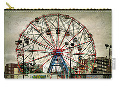 Coney Island Wonder Wheel  Carry-all Pouch
