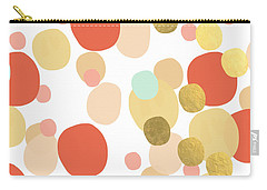 Confetti- Abstract Art Carry-all Pouch