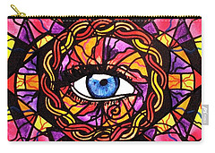 Confident Self Expression Carry-all Pouch
