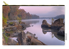 Congaree River At Dawn-1 Carry-all Pouch
