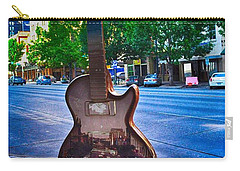 Congress Avenue Sixth String Carry-all Pouch