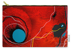 Consciousness Of The Inanimate Carry-all Pouch by Paul Davenport