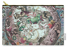 Constellations Of The Southern Hemisphere, From The Celestial Atlas, Or The Harmony Of The Universe Carry-all Pouch
