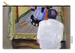 Contemplating Gauguin Carry-all Pouch