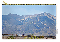 Contemplation - Mount St. Helens Carry-all Pouch