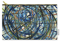 Contemporary Art Seventeen Carry-all Pouch