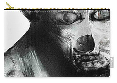 Contemporary Clown Carry-all Pouch