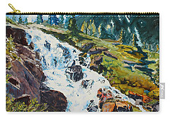 Continental Falls Carry-all Pouch