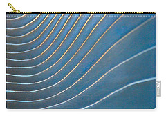Contours 1 Carry-all Pouch by Wendy Wilton