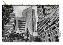 Contrasting Southern Architecture Carry-all Pouch