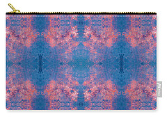 Carry-all Pouch featuring the photograph Controlled Chaos by Stephanie Grant