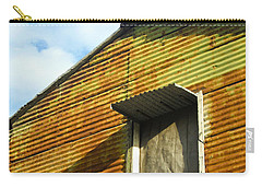 Carry-all Pouch featuring the photograph Conventillo by Silvia Bruno