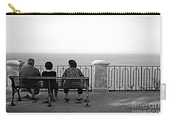 Conversations By The Sea Carry-all Pouch