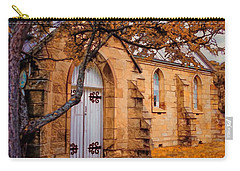 Convict Built Church 1873 Carry-all Pouch